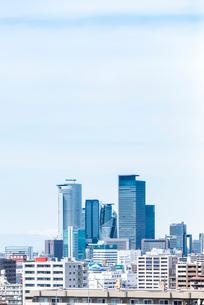 名駅地区の高層ビル群の写真素材 [FYI01712552]