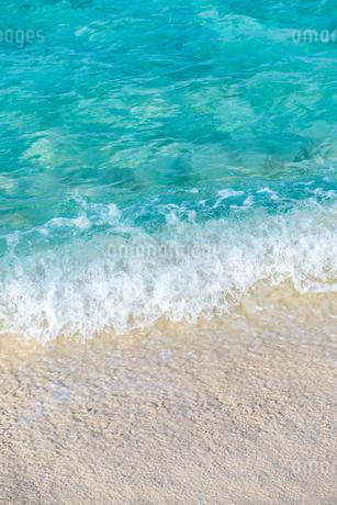 海岸波打ち際の写真素材 [FYI01712572]