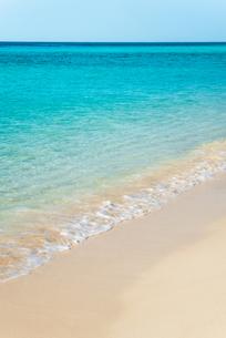 美しい与那覇前浜ビーチの写真素材 [FYI01712825]