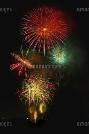 花火の写真素材 [FYI01712878]