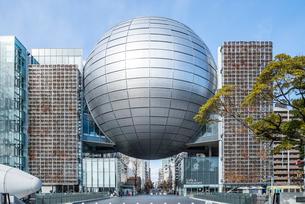 名古屋市科学館プラネタリウムの写真素材 [FYI01712953]