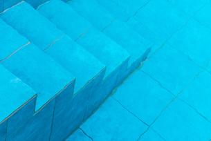 階段を見る水中風景の写真素材 [FYI01712993]