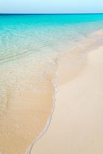 美しい与那覇前浜ビーチの写真素材 [FYI01713359]