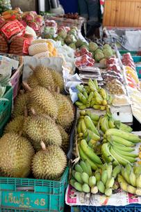 バンコク 南国のフルーツの写真素材 [FYI01713505]