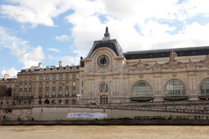 パリのオルセー美術館の写真素材 [FYI01715078]