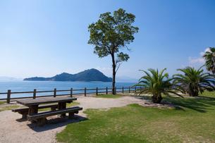 大久野島の風景の写真素材 [FYI01716094]