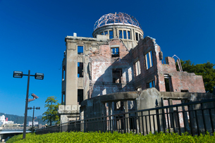 原爆ドームの写真素材 [FYI01716183]