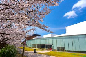 金沢 21世紀美術館の写真素材 [FYI01716284]