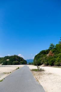 大久野島の風景の写真素材 [FYI01716378]