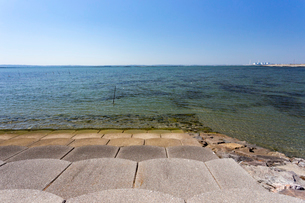 西尾市 一色海岸の写真素材 [FYI01716381]