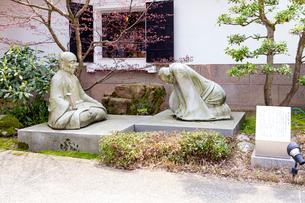 山中温泉 芭蕉の館の写真素材 [FYI01716443]