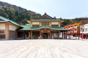 山中温泉 山中座の写真素材 [FYI01716464]