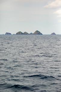七ツ島 烏帽子島・荒三子島・赤島の写真素材 [FYI01716718]