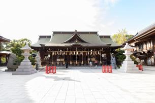 小倉祇園 八坂神社の写真素材 [FYI01717996]