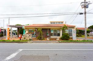 西表島,大原郵便局の写真素材 [FYI01718027]