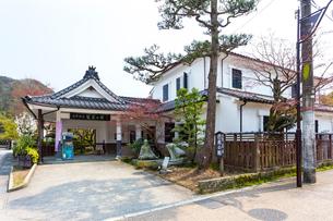 山中温泉 芭蕉の館の写真素材 [FYI01718126]