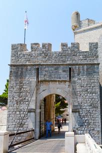 プロチェ門(Ploce Gate)の写真素材 [FYI01718165]
