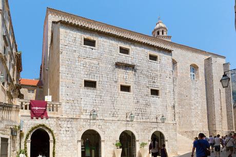 聖セバスチャン教会の写真素材 [FYI01718228]