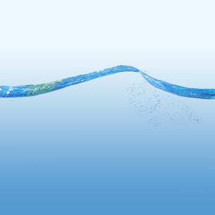 水イメージの写真素材 [FYI01718475]