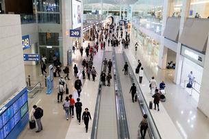 インチョン国際空港 第二ターミナルの写真素材 [FYI01718478]