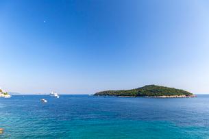 アドリア海、ロクルム島の写真素材 [FYI01718483]