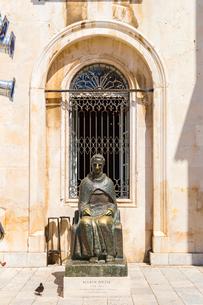 マリンドルジッチの像の写真素材 [FYI01718492]
