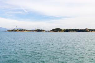 彦島地区、彦島竹ノ子島の写真素材 [FYI01718495]