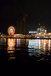 神戸 ハーバーランドの写真素材 [FYI01718606]