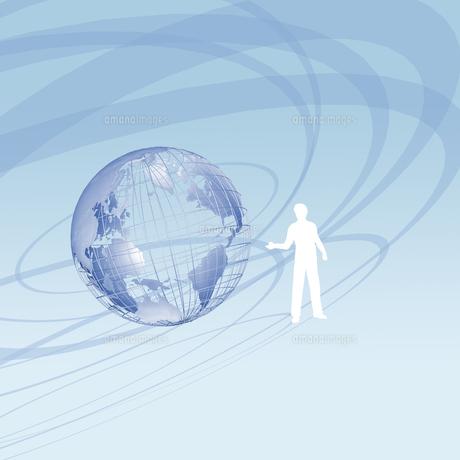 地球のイラスト素材 [FYI01718802]