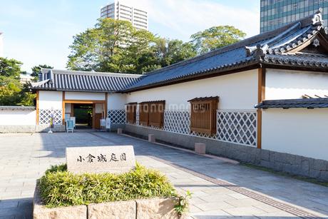 小倉城庭園の写真素材 [FYI01718938]