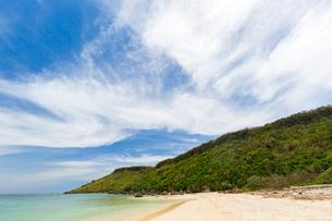 宮古島、新城海岸の写真素材 [FYI01719091]