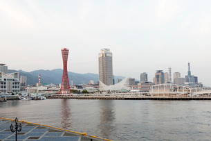 神戸メリケンパークの写真素材 [FYI01719149]
