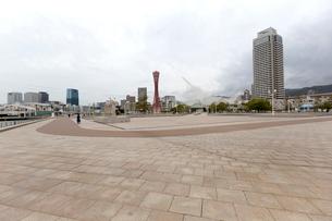 神戸メリケンパークの写真素材 [FYI01719183]