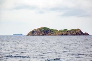 七ツ島 大島の灯台の写真素材 [FYI01719244]