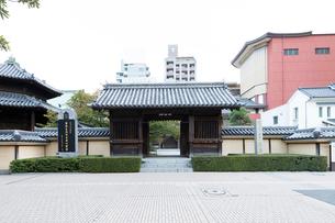 南岳山 東長寺の写真素材 [FYI01719505]