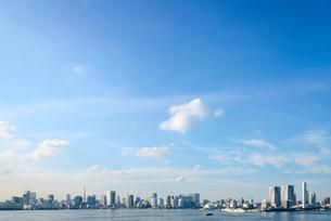 東京都市風景の写真素材 [FYI01719562]