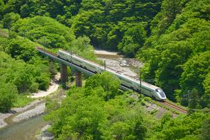 秋田新幹線(E3系)の写真素材 [FYI01719697]
