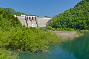 玉川ダムの写真素材 [FYI01719775]