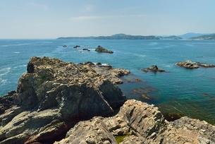 碁石海岸の写真素材 [FYI01719972]