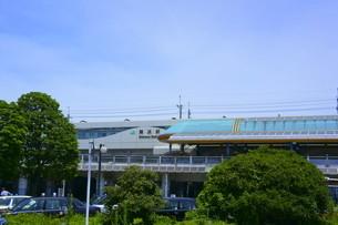 舞浜駅の写真素材 [FYI01720190]