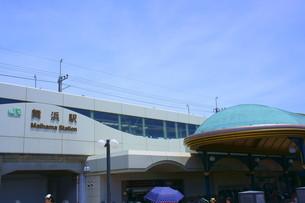 舞浜駅の写真素材 [FYI01720212]