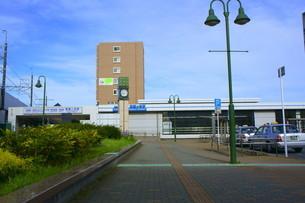 新鎌ヶ谷駅(東武野田線)の写真素材 [FYI01720257]