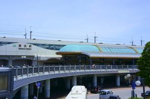 舞浜駅の写真素材 [FYI01720262]