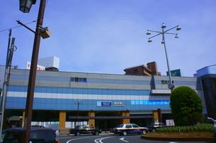 浦安駅の写真素材 [FYI01720302]