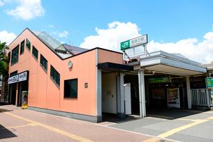 JR我孫子駅の写真素材 [FYI01720464]