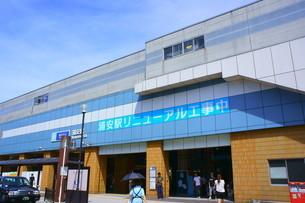 浦安駅の写真素材 [FYI01720515]