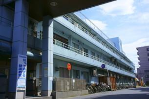 行徳総合病院の写真素材 [FYI01720533]