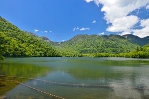 湯ノ湖の写真素材 [FYI01720555]