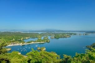 大高森展望台より松島の写真素材 [FYI01720599]