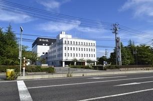 新潟日報社の写真素材 [FYI01720935]